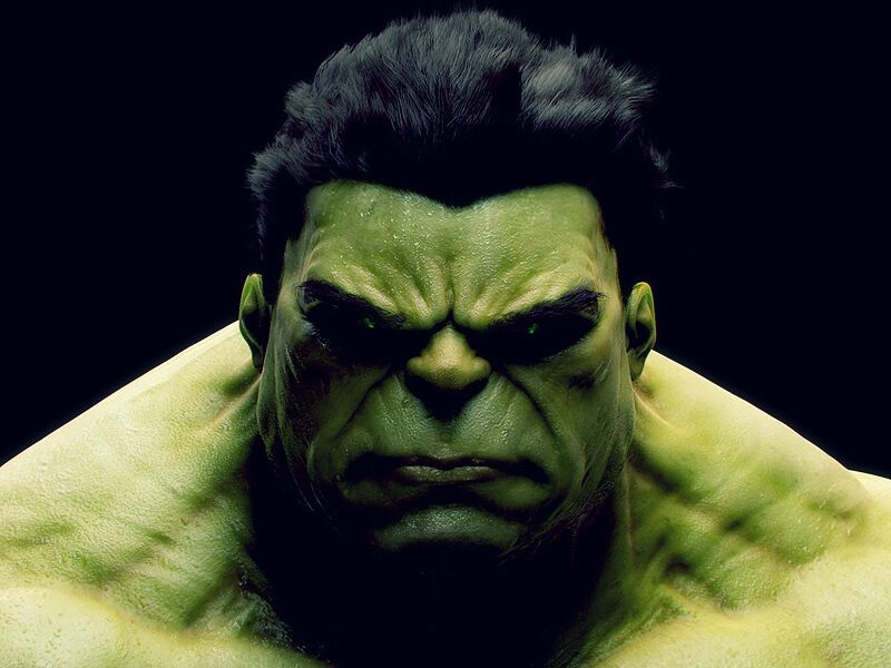 Of hulk pictures the incredible