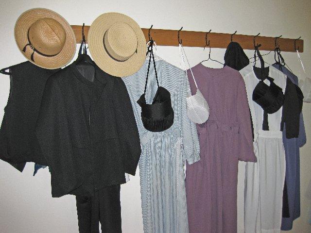 Amish clothing store
