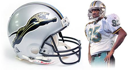 Uniform History of the Jacksonville Jaguars